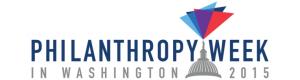 2015 Philanthropy Week in Washington