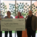 2015 Eisenhower Elementary Check Presentation