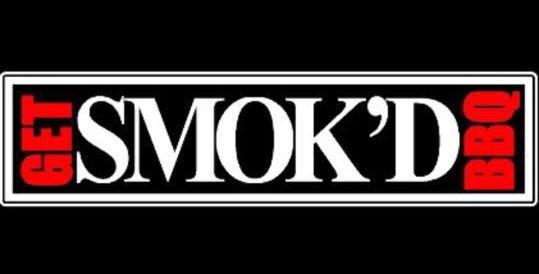 Get Smok'd BBQ Logo