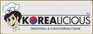 Korealicious Logo